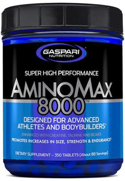 Gaspari Nutrition AminoMax 8000 - 350 таблетки